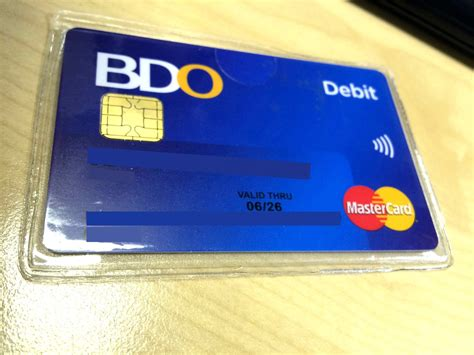 how to make atm card what you need to do if your bdo atm card was stolen lost