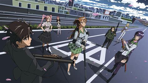 highschool of the dead highschool of the dead hd images new hd wallpapers