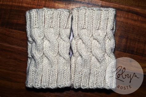 cable knit boot cuffs pattern cabled boot cuffs free pattern creativity strikes