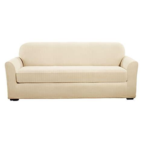 sure fit white sofa slipcover white sofa slipcover home furniture design