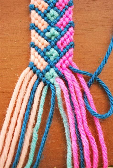 craft thread projects 25 unique yarn friendship bracelets ideas on