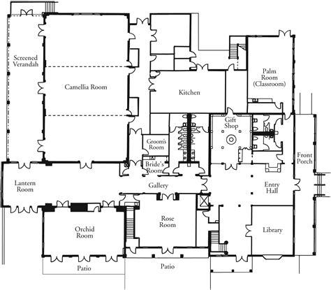 garden home house plans floor plans leu gardens