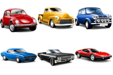 Car Desktop Icons by Transport Icons