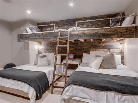 how to make built in bunk beds these cool built in bunk beds will you wanting to