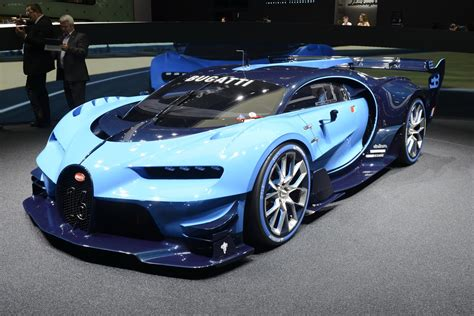 Meet The Bugatti Vision GT: In Your Face, Xbox!