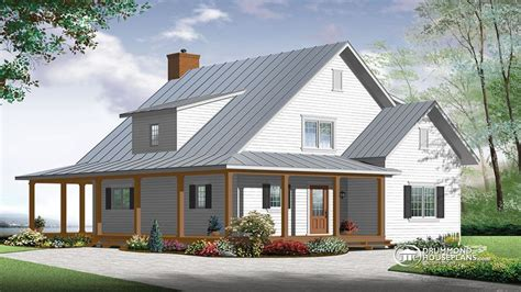 new farmhouse plans best farmhouse floor plans