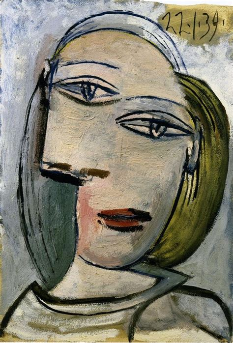 picasso paintings of therese 17 best images about gribouillages autres artisteries on