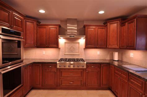 creative ideas for kitchen cabinets kitchen backsplash cherry cabinets gen4congress