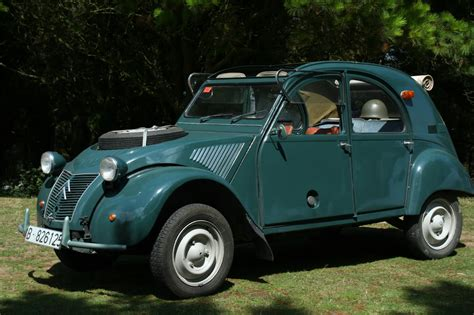 2cv Citroen by Coches Con Historia Un Citro 203 N 2cv Con 2 Motores Citro 235 N