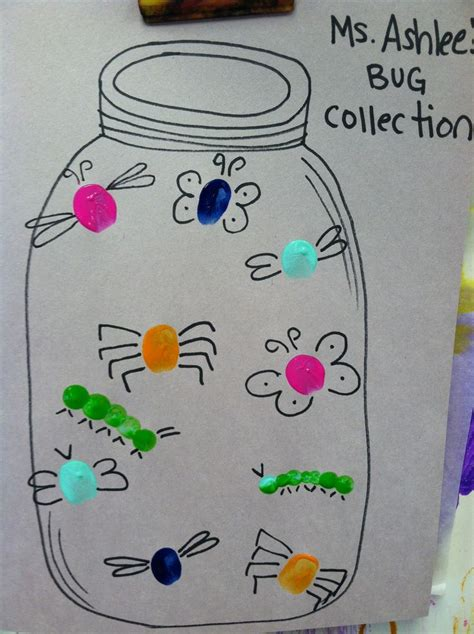 insect crafts for busy bug preschool craft preschool