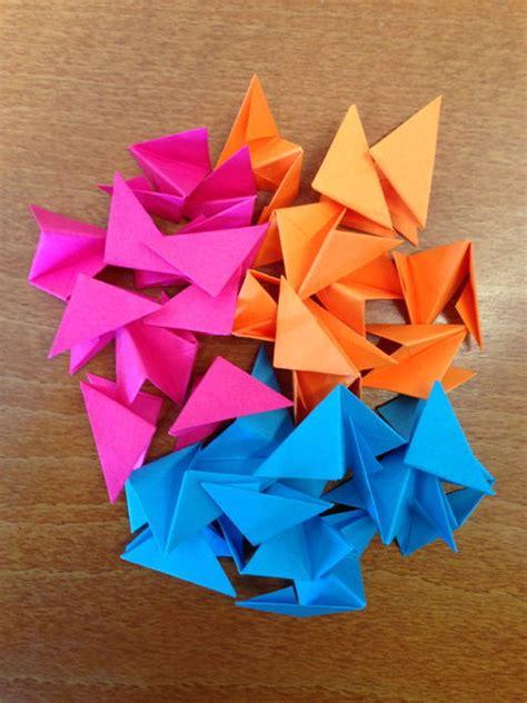 origami post it origami con post it el de viking office depot