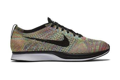 fly knit racer nike is bringing back the original multicolored flyknit racer