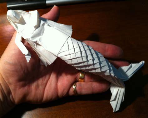 how to make an origami mermaid 373 mermaid setting the crease
