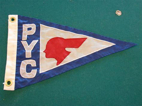 Pontiac Yacht Club by Grand Traverse Yacht Club Burgee Collection