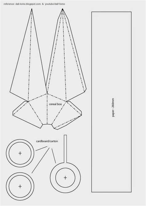 how to make origami kunai dali lomo kunai diy style cereal box free