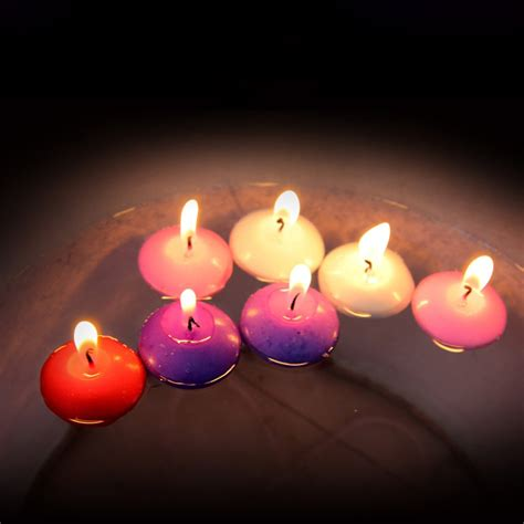 water and floating candles get cheap ivory floating candles aliexpress