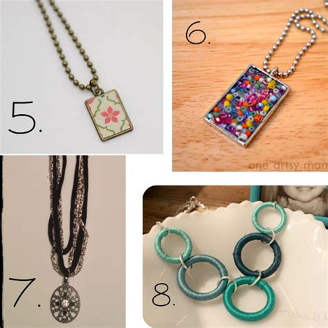 easy jewelry ideas 24 easy diy necklace ideas