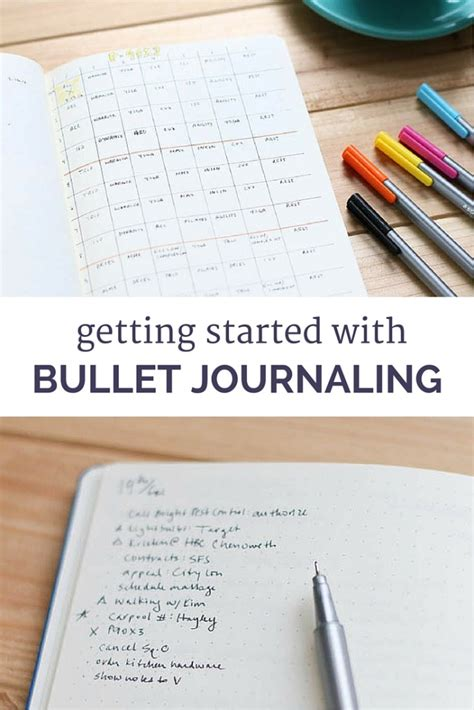 bullet journal tips and tricks my week with the bullet journal modern mrs darcy