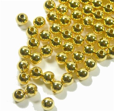 bead direct usa direct usa s gold plated brass 5mm