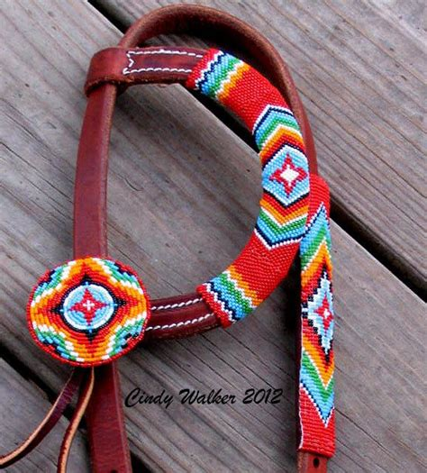 beaded headstalls custom beaded headstall or bridle for a standard size