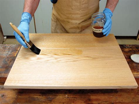 woodworking finishing wiping varnish popular woodworking magazine