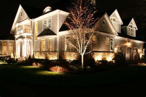 landscape lighting designer michael gotowala shows us a time that we all would