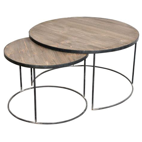 coffee table set set of two coffee tables
