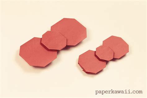 origami hello origami hello bow tutorial paper kawaii