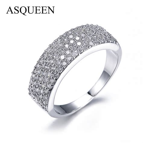 diamonds for asqueen summer jewelry stores white gold plated wedding