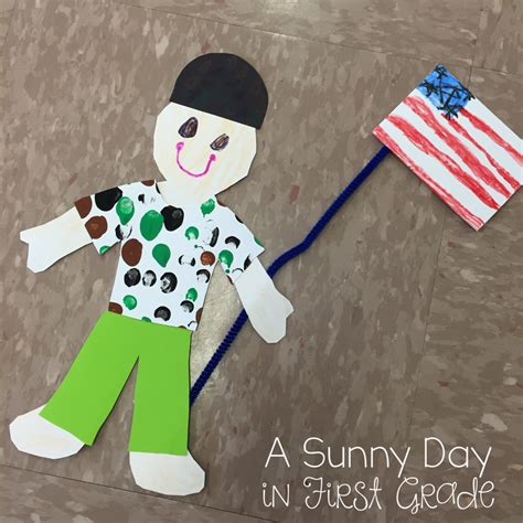 veterans day crafts a day in grade veterans day craft