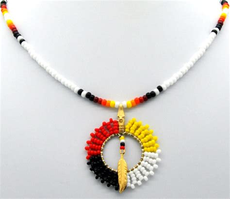 how to make indian beaded bracelets indian beaded necklaces page 1 unforgettable