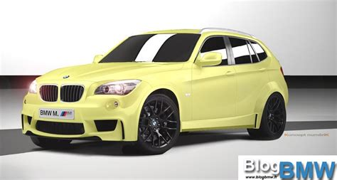 Bmw X1m by Rumor Bmw X1 M Performance Suv Is On The Table As A