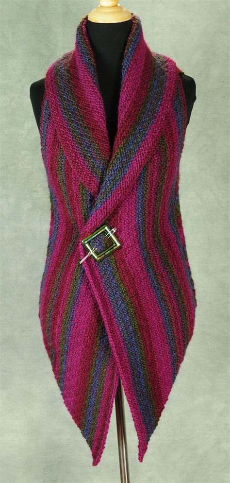 how to knit a shape for beginners vest pattern vests and patterns on