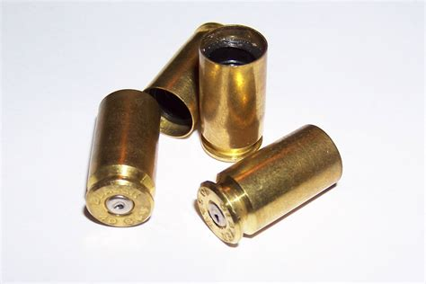 with used bullet casings 40 caliber sw brass bullet valve tire stem caps by