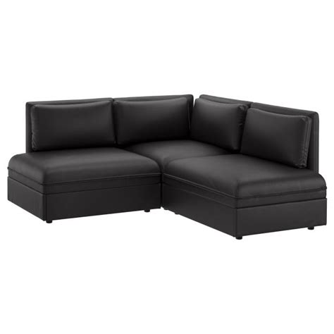 small sectional sofas ikea 25 best ideas about leather sofa bed ikea on