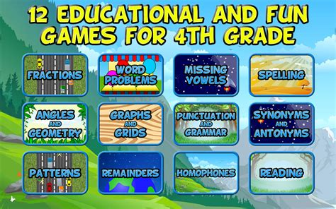 for 4th graders fourth grade learning android apps on play