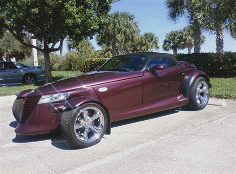Plymouth Prowler Horsepower by 1997 Plymouth Prowler 1 4 Mile Drag Racing Timeslip Specs