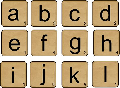 scrabble letter pictures grade wow help missing numbers you seen them