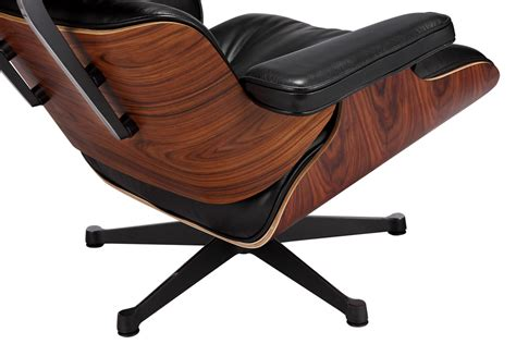Vitra Eames Lounge Chair Replica by Eames Lounge Chair Replica Vitra Black Manhattan Home Design