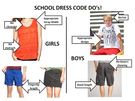 dress code for district policies bristol schools
