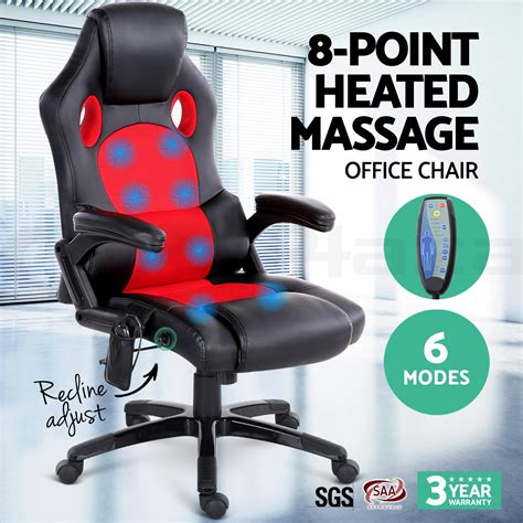 Heat Chair by 8 Point Office Chair Racing Executive Heat