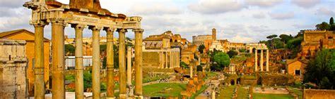 que era el foro romano visitar el foro romano lo mejor de roma