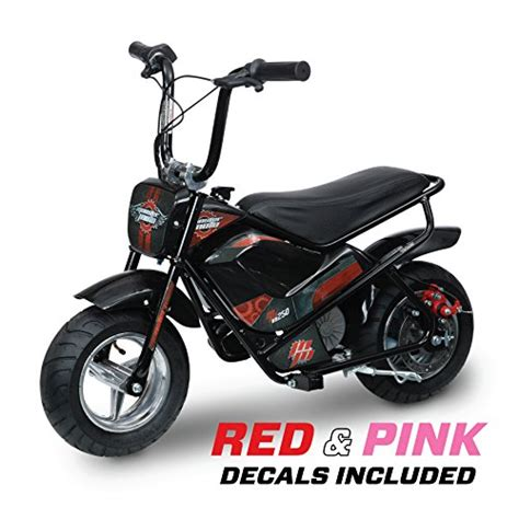 Electric Mini Moto by Mini Bikes Kamisco