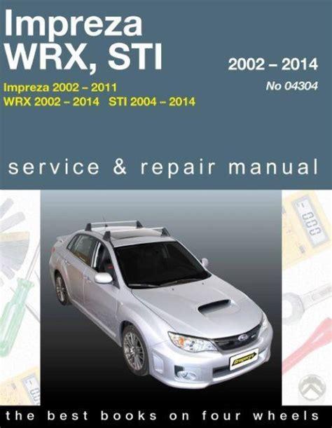 best car repair manuals 1995 subaru svx electronic throttle control subaru impreza wrx sti 2004 workshop service repair manual autos post