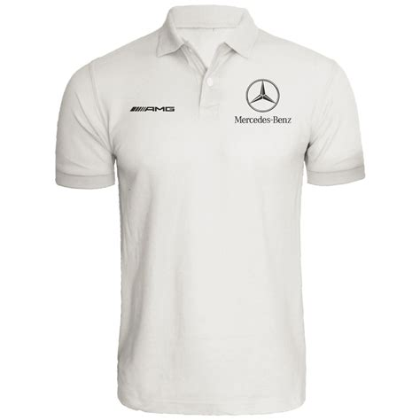 Mercedes Shirts And Clothing by Mercedes Polo Shirt Amg Automotive Racing Dtm