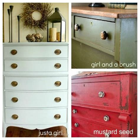 chalk paint vs stain the differences between milk paint and chalk paint diy