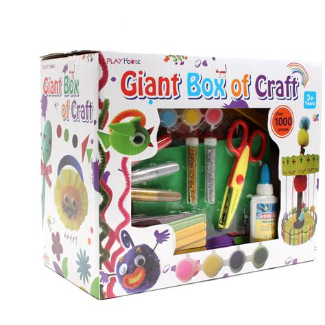 crafts for uk box of craft 1000 pieces hobbycraft