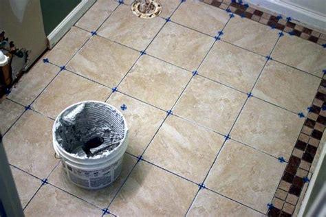 bathroom shower tile installation how to install bathroom floor tile how tos diy