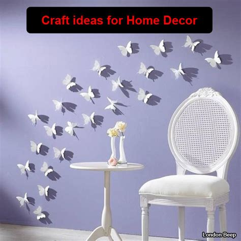 home craft ideas for 19 attractive craft ideas for home decor 2015 beep