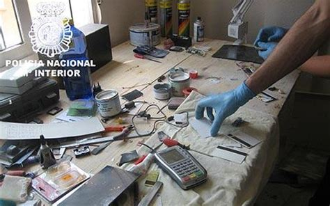 how to make a counterfeit credit card 178 arrested 163 17mln international credit cards